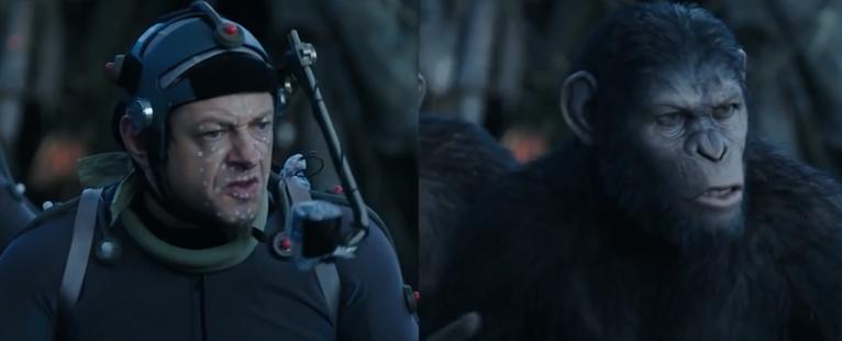 好莱坞VFX之前和之后的惊人
