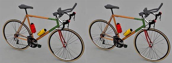 OBJ模型-赛车自行车模型 免费下载 格式支持:.obj  .max
