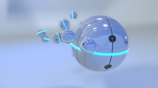 3D模型-机器人领域动画3d模型 格式支持C4D