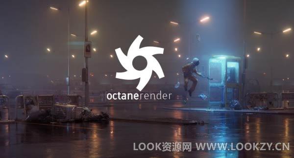 C4D插件-中文汉化版OC渲染器 Octane Render V3.07 WIN破解版