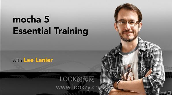 Mocha教程-跟踪软件基础入门培训视频教程 mocha 5 Essential Training