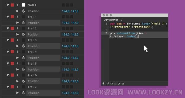 AE脚本-专业表达式编辑错误检查编写脚本 Aescripts Expressionist v1.5 免费下载