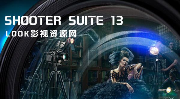 红巨人后期流程修复插件套装Red Giant Shooter Suite 13.1.6 WIN/MAC