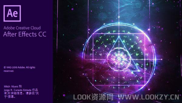 视频特效合成软件Adobe After Effects CC 2018 Win/Mac 简体中英文破解版