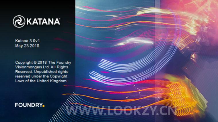 高效灯光与照明增强软件 The Foundry Katana 3.0v5 Win最新版