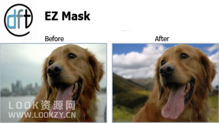 PS智能抠像插件下载 Digital Film Tools EZ Mask 3.0.6 Win x64
