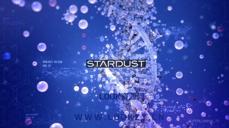 AE插件-节点式三维粒子特效插件 Superluminal Stardust 1.3 Win破解版