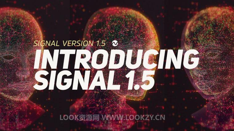 C4D插件-C4D循环动画制作插件Grayscalegorilla Signal v.1.5 含使用教程