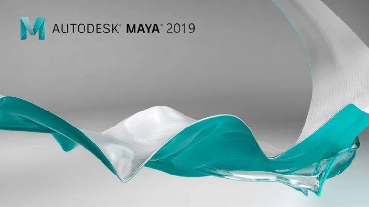 三维影视动画制作软件 Autodesk Maya 2019 Win/Mac/Linux 英/中文注册机破解版