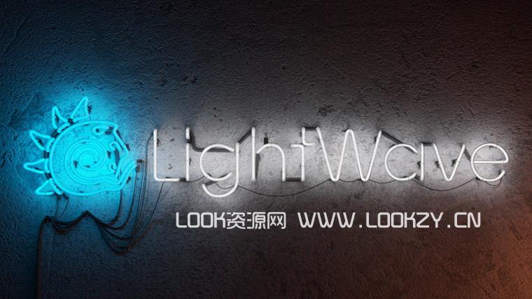 三维动画制作软件 NewTek LightWave 3D 2019.0.1 破解版下载