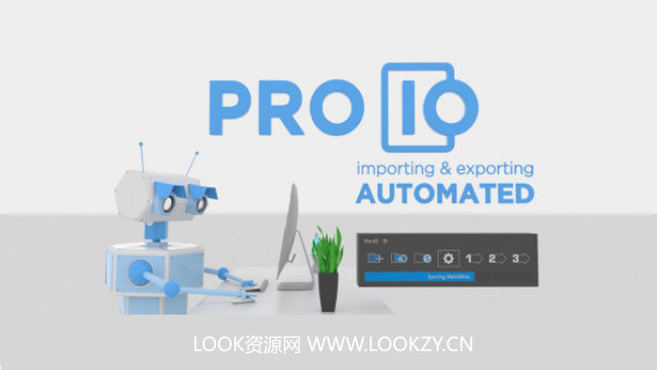 Ae/Pr脚本-文件素材智能管理工具Aescripts Pro IO v2.15.5 Win/Mac使用教程