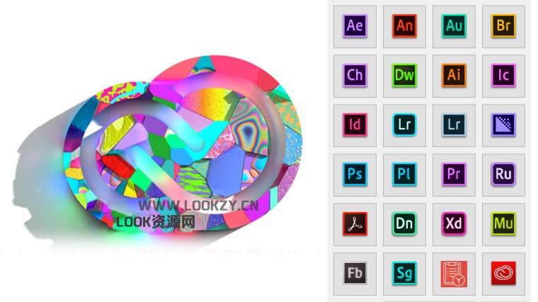Adobe CC 2019 WIN软件破解工具补丁下载 GenP v1.5.5.2