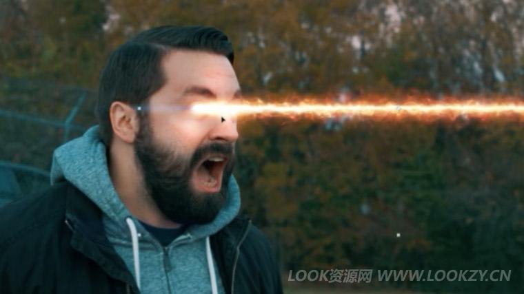 视频素材:110个4K高级抖音视频VFX特效魔法合成素材下载
