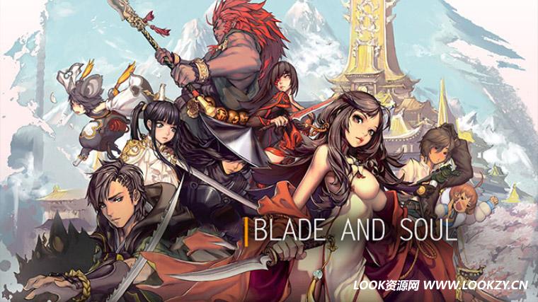 C4D模型-173套武侠游戏《剑灵(Blade and Soul)》C4D建筑包模型合集