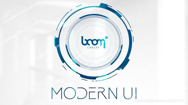 音效素材-高科技未来现代机器人App元素界面UI无损音效库