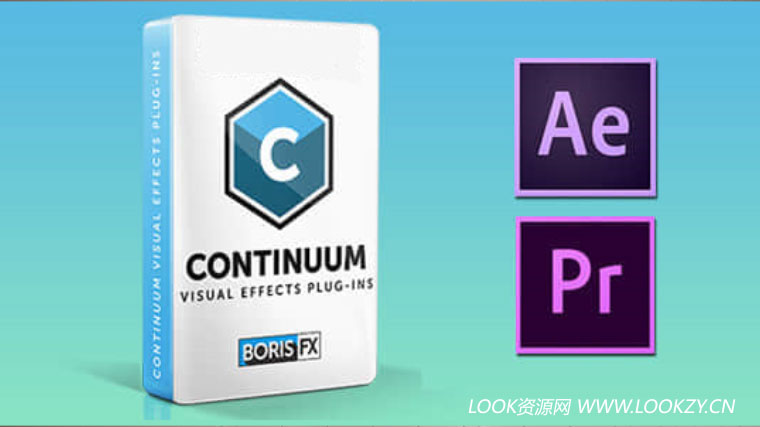 Ae/Pr插件-视觉特效转场BCC插件包Boris Continuum 2019 v12.5.0 WIN