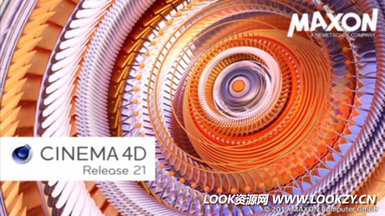 C4D R21三维软件Maxon Cinema 4D R21.022 Win中/英文破解版