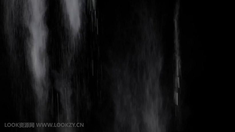 视频素材-36个灰尘粉末洒落特效动画4K视频素材下载