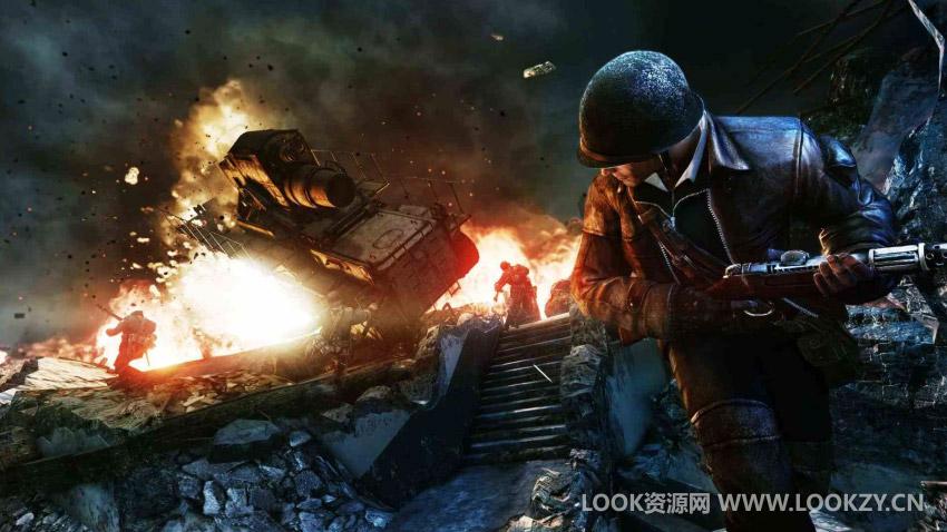 C4D模型-120多套C4D现代战争游戏《敌军前线》模型合集